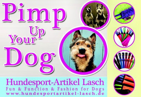 Hundesport-Artikel Lasch