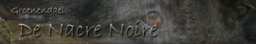 Groenendael De Nacre Noire